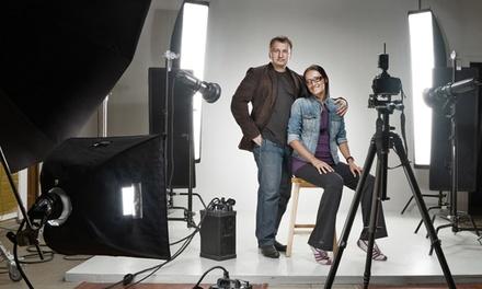 Séance photo en studio d1h pour 1 à 8 personnes avec tirages dès 15 € chez Reportâges En Nord