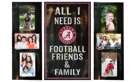 NCAA Picture Frame Set (3-Piece)