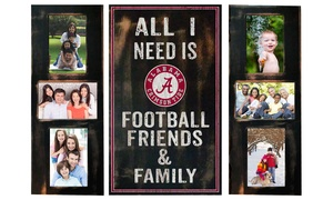 NCAA Picture Frame Set (3-Piece) at NCAA Picture Frame Set (3-Piece), plus 9.0% Cash Back from Ebates.
