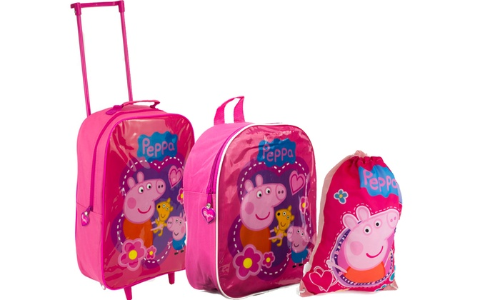 Peppa Pig Bag or Backpacks  bcb25def12348
