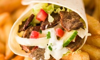 Two-Course Turkish Meal with Soft Drink for One, Two or Three at 222 Kitchen (Up to 52% Off)