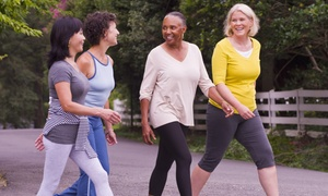 Amateurs in Motion: $30 for $59Four Week Walking Program  — Amateurs in Motion
