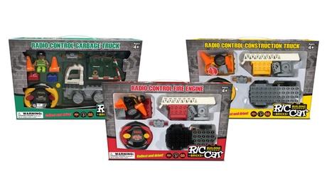 Radio Control Car Building Blocks c8629fc4-f943-11e6-9cd8-002590604002
