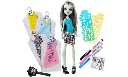 Coffret création de mode pour enfant