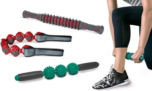 TKO Extreme Massage Body Roller and Pressure Point Stick