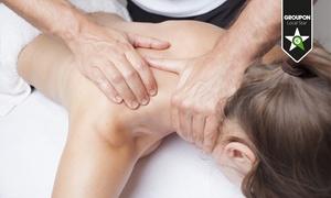 CROS (Osio Sopra): 3 o 5 massaggi a scelta da 50 minuti (sconto fino a 80%)