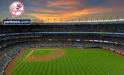image for New York Yankees Game (Select Games from May 6–June 21)