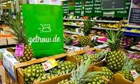 Wertgutschein über 50 € oder 75 € anrechenbar auf das gesamte Sortiment des Online-Supermarkts getnow.de