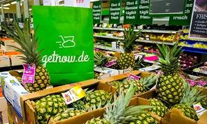 getnow: Wertgutschein über 50 € oder 75 € anrechenbar auf das gesamte Sortiment des Online-Supermarkts getnow.de