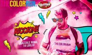 Rcs Active Team: The Color Run, la corsa più colorata al Mondo - Iscrizione per il 14 luglio a Riccione (sconto 29%)