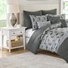 Woven Jacquard Comforter Set (8-Piece)