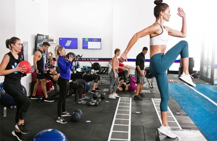 Unlimited Trial Classes for One Month or Ten Classes Pass at F45 Training (Up to 88% Off)