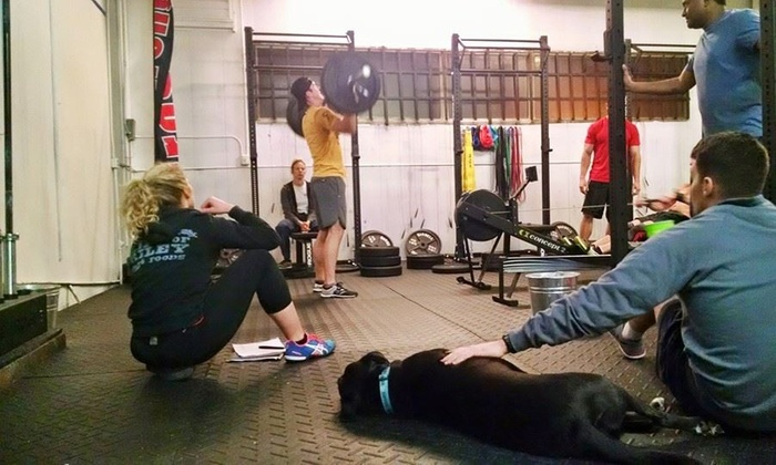 Ohio Strength - CrossFit Italian Village - Italian Village: Up to 61% Off Monthly CrossFit Classes  at Ohio Strength - CrossFit Italian Village