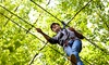 Up to 51% Off Ropes Course at Palisades Climb Adventure