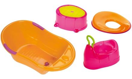 Set bagno per bimbi Plebani