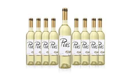 6 or 12 Bottles of Adega Mor Pias White Wine