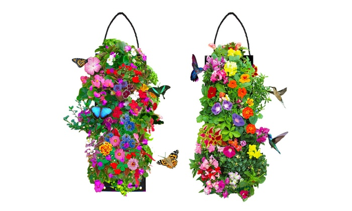 Up To 68 Off On Vertical Gardening Bag Groupon Goods