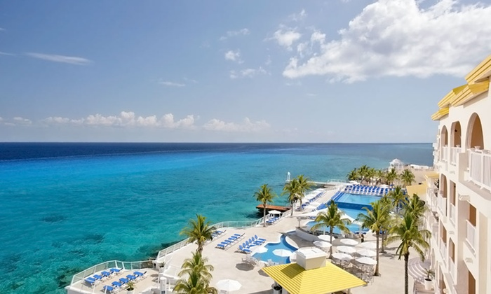 All Inclusive Cozumel Palace Vacation With Airfare Express