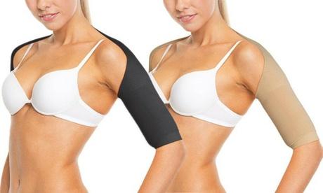 1 o 2 correctores posturales con manga reductora de brazo para mujer