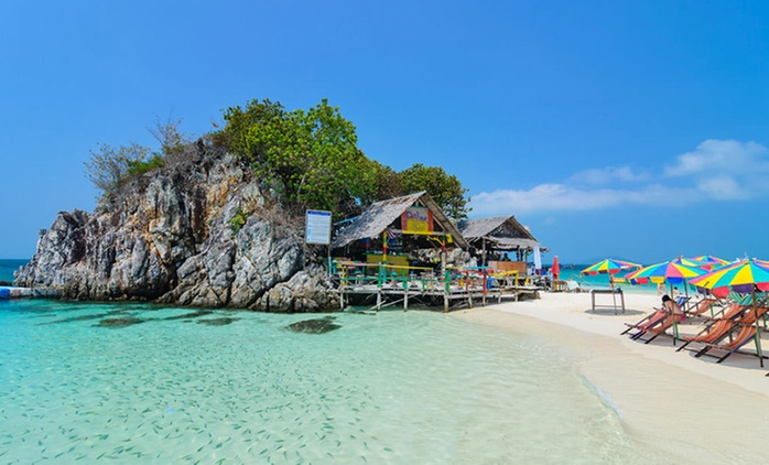 Thailand, Phuket: $36PP for a Half-Day Khai Island Tour with Hotel Transfers and Lunch with Phuket Free Day Tours