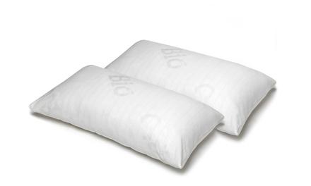 1 o 2 almohadas Viscocopos antiestrés