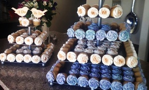 Cupcasions: CC$7 for CC$12 Worth of Cupcakes or a Three-Tiered Wedding Cake at Cupcasions