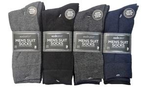 Multipacks chaussettes de ville