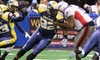 Kansas City Phantoms Indoor Football Game – Up to 58% Off