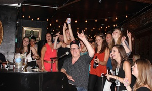 """Dueling Pianos: Table for Two or Four with Drinks at NYC's """"Original Dueling Pianos Show"""" at Bar Nine (Through December 3)"""