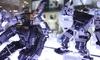 "Visita a ""The Robot Museum"""