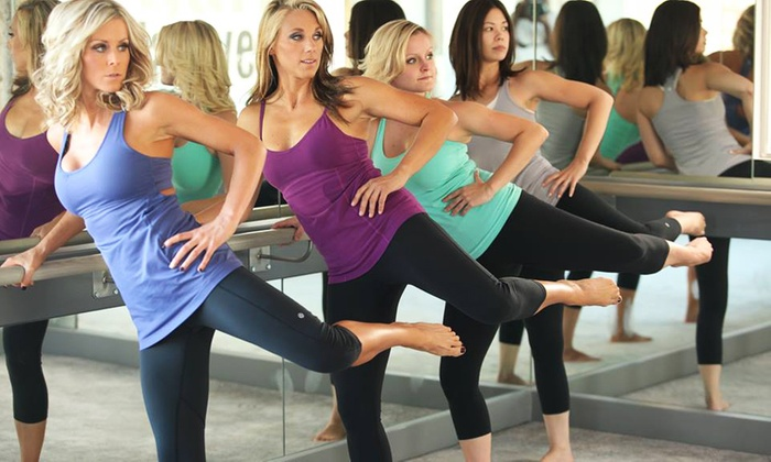 Barre Las Vegas - Spring Valley: 5, 10, or 15 Barre Fitness Classes at Barre Las Vegas (Up to 71% Off)