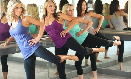 5, 10, or 15 Barre Fitness Classes at Barre Las Vegas (Up to 72% Off)