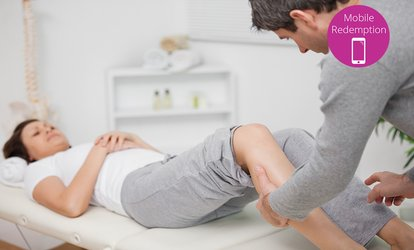 Stop Pain: Chiropractic Package