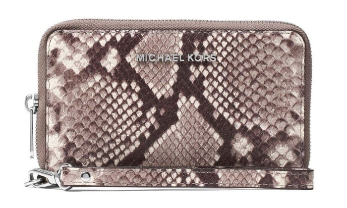 22be22d0eb78 Up To 22% Off on Michael Kors iPhone Case Wallet