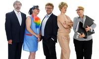 """2 Tickets für die Komödie """"Job Suey"""" im Januar in der Komödie Wuppertal gespielt vom KS Theater (bis zu 50% sparen)"""