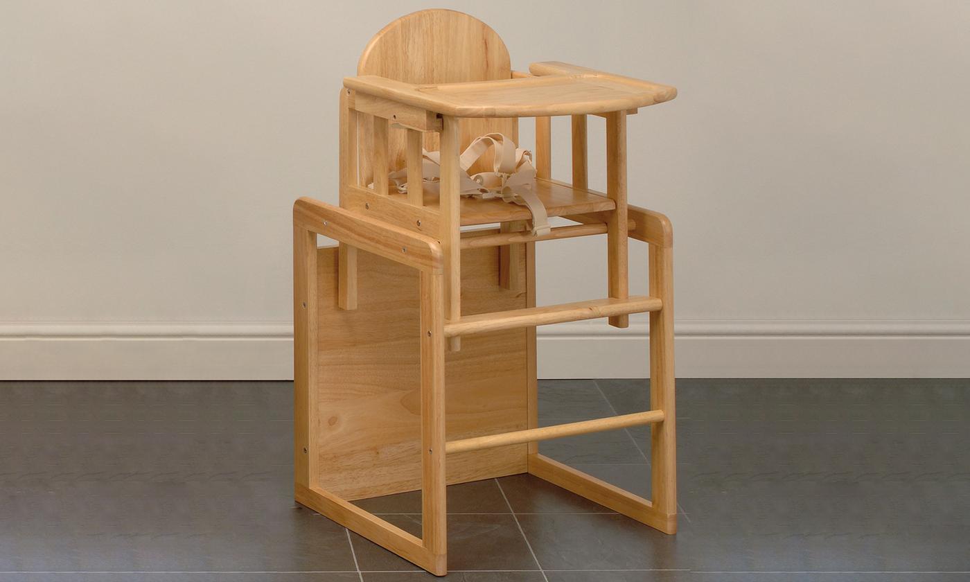 east coast nursery combination highchair