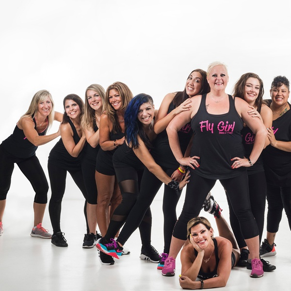 Fitness Classes Fly Girl Dance And Fitness Groupon