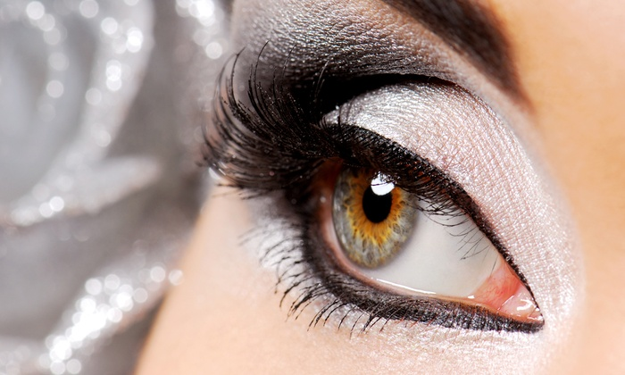 Princess Beauty Spa - Richmond Hill: Lash Extensions or a Makeup Package at Princess Beauty Spa (Up to 47% Off)