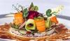 """Ristorante Aregai Marina - Santo Stefano al Mare: Menu """"Degustazione"""" di terra e mare con vino per 2 o 4 persone al ristorante Aregai Marina (sconto fino a 55%)"""