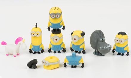 Despicable Me 3 3D Puzzle Erasers