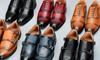 Vincent Cavallo Men's Brogue Cap-Toe and Wingtip Dress Shoes