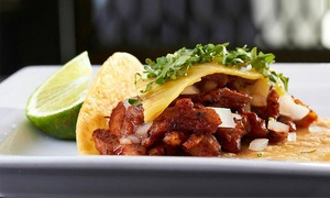 Urban Taco - San Antonio: Brunch, Dinner, or Taco for up to 30 People at Urban Taco (Up to 40% Off)