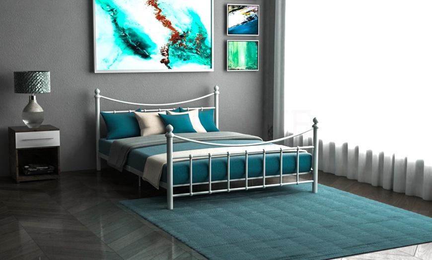 Paris Bed Frame from £89.99 (19% OFF)