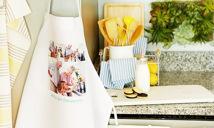 Collage.com: $9.99 for a Personalized Collage Apron from Collage.com ($24.99 Value)