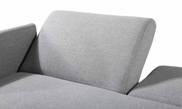 Los Angeles Corner Sofa Bed Groupon