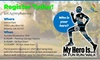 My Hero is 5K Fun Walk/Run - North Atlanta: Up to 51% Off Race Registration and Entry for My Hero is 5K Fun Walk/Run