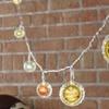 10' LED Beer Cap String Lights