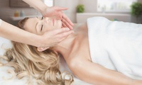 Deluxe Facial with Back Massage at Heaven Hair & Beauty