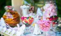 Candy Cart or Chocolate Fountain Hire at Fabulous EXTRAS (Up to 46% Off)