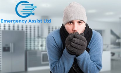 image for One Year Basic or Premium Boiler Breakdown and Home Emergency Cover with Emergency Assist (Up to 46% Off*)